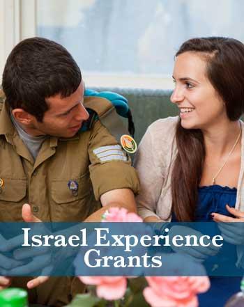 Israel Experience Grants