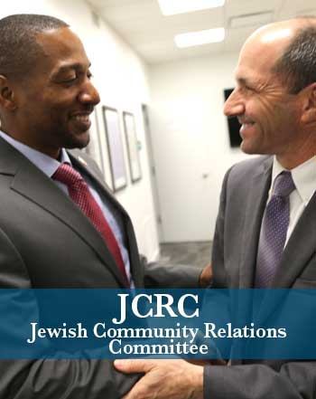 JCRC- Jewish Community Relations Commitee